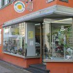 Sauberland Reinigung Esslingen, unser Ladengeschäft in der Küferstrasse 22