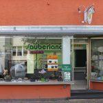 Sauberland Reinigung Esslingen - Unser Ladengeschäft in der Küferstrasse 22 in Esslingen